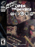 OpenTheUniverse- CoverArt Recreation 2016 by RaySucessfullyPlanet