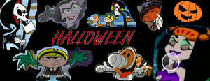 Halloween by Begonia123