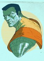 Colossus by DavidRapozaArt