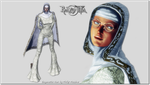 Bayonetta Nun by PhilipMessina