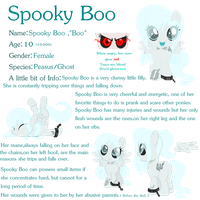Spooky Boo Reference by 0GhostlyGhastly0