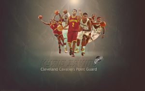 Kyrie Irving by drgraphic