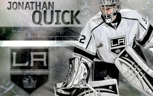 Jonathan Quick Wallpaper #1 by MeganL125