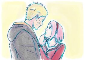 NaruSaku - The Last by RinaM