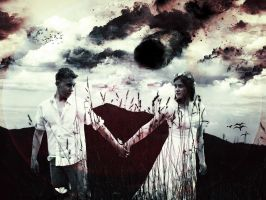 If It Was The Last Day on Earth by astrangeallure