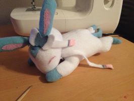 Sleeping Shiny Sylveon | For Sale by LeslysPlushes