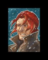 100K Giveaway Prize - Shanks for Sharyamato by JamieKinosian