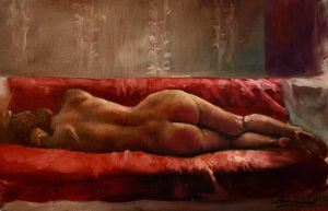 Nude study by nailone