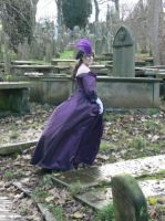 the grave yard by Abigial709b