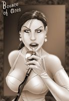 The Sepia Singer by TheBandito