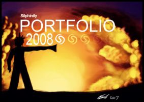 Front Cover Folio 08 by SilphCreator
