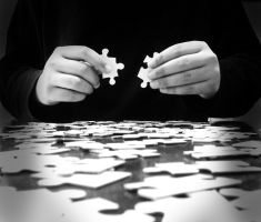 Puzzling by PhotoPhreak98
