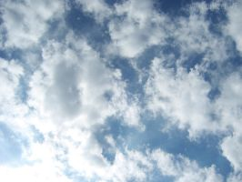 Clouds IV by KW-stock
