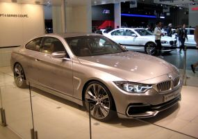Extremely Beautiful, BMW 4-Series Coupe Concept by toyonda