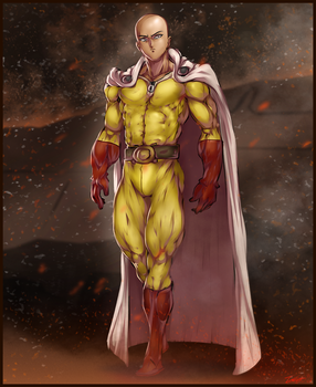 ONE PUNCH MAN by B9TRIBECA