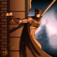 Batman by jonathanserrot