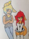 :-Kadastian-: Losing a Bet~ by xX-Kaii-Xx