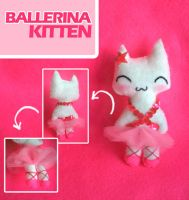 Ballerina Kitten by SuperCat0000