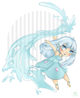 Custom: Water Fairy by CrypticInk