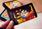 Dragon Ball Z Wallet by Bobsmade