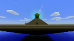 Creeper Pyramid by Pseudostein
