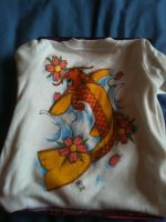 Painted Baby Suit 1 by conscience111