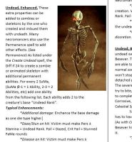 Book Excerpt - Undead by TheMightyGorga