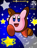 Meet Tanooki Kirby by ZatchHunter