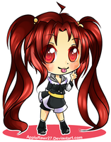 PC Chibi: takarayume by AppleRawr27