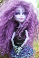 Twyla's New Wig by AdeCiroDesigns