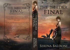 The Border Final by Serena Baldoni by CoraGraphics