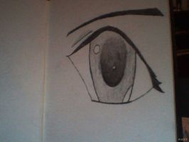 Anime Eye by CayleHolt