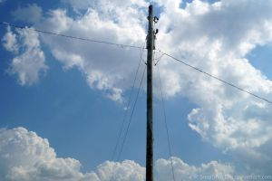 Utility Pole by SnapShot120
