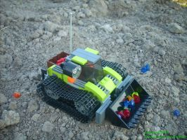 Power Miners Rock Raider by matanui2001