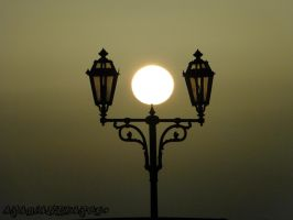 Sun Pole by arabianpharoe