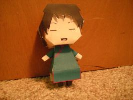 Lau Papercraft by DuckHunter111