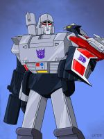 'Report, Laserbeak.' by Oreobot