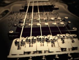 ...Guitar by MaryBrodzeli