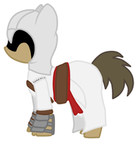 Altair the Brony by conte-de-fees