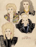 The Lost Boys: Silly Spoof by khamarupa