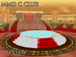 MMD C Club WIP by chatterHEAD