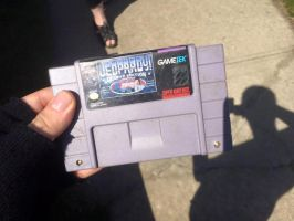 Snes Cartridge by AgentLaffey119