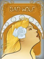 Rose the Bad Wolf by kahahuna
