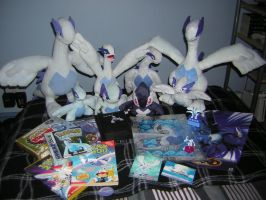 Lugia Collection by SoulSilverIV