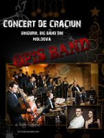 OpIs Band poster by victorz82000