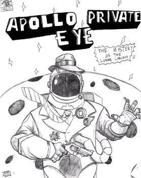 Apollo Private Eye by Dolphinator45