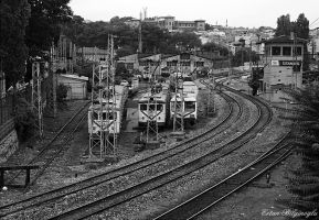 End of the line by MertBlg