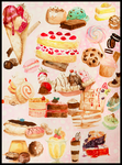Sweets by Momo-Deary