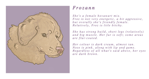 Frozann info by clotus