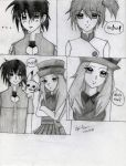 Ash x Misty: Forever Doujinshi Page 1 by Kisarasmoon
